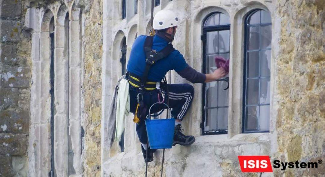 Fasádní Servis® a český horolezecký svaz ČR