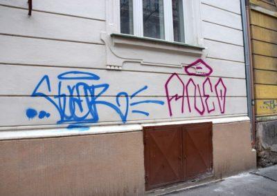 Čištění a odstranění graffiti 06