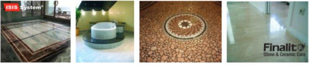 Čištění keramických fasád