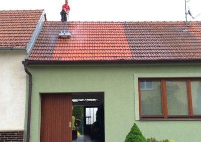 Čištění střech 04