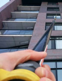 Mytí oken a skleněných ploch