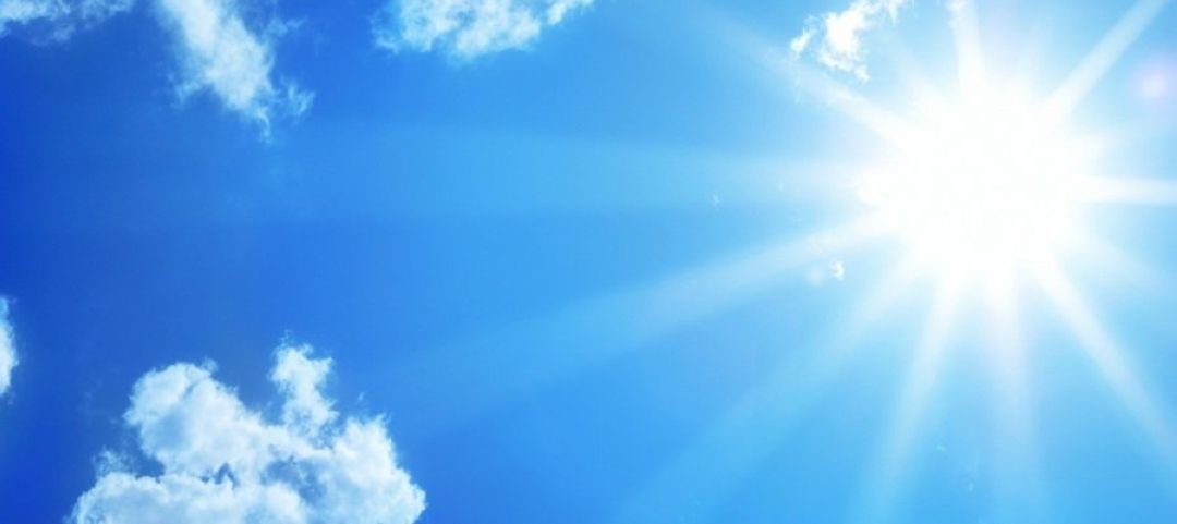 Čištění fasád a UV degradace fasád
